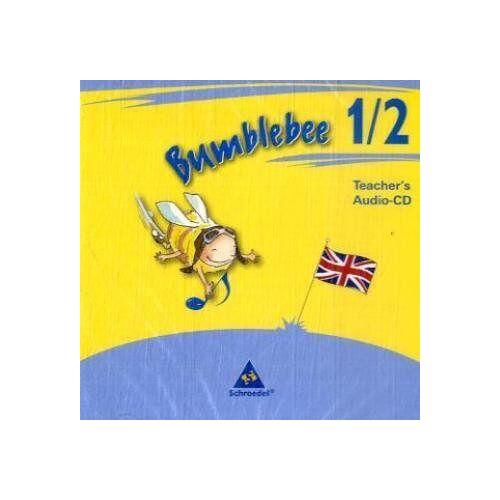 - Bumblebee - Ausgabe 2008: Teacher's Audio-CD 1 / 2 (Bumblebee 1 - 4) - Preis vom 05.09.2020 04:49:05 h