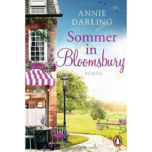 Annie Darling - Sommer in Bloomsbury: Roman (Die Bloomsbury-Reihe, Band 2) - Preis vom 20.10.2020 04:55:35 h