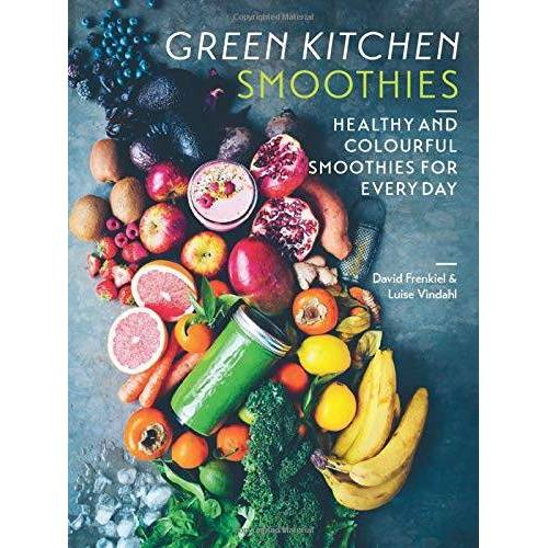 David Frenkiel - Green Kitchen Smoothies: Healthy and Coloutful Smoothies for every Day - Preis vom 11.11.2019 06:01:23 h