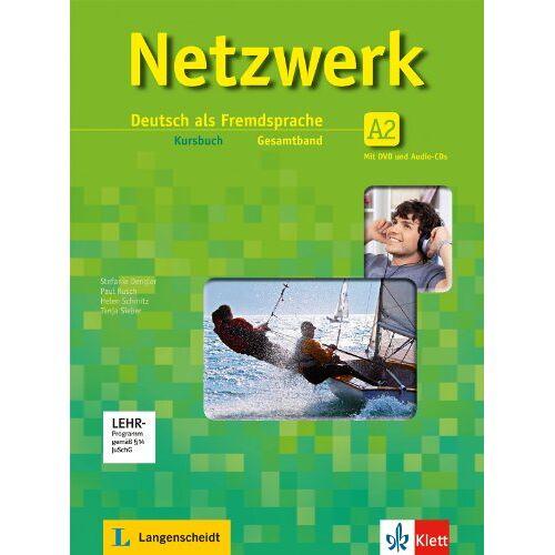 - Netzwerk / Kursbuch A2 mit 2 DVDs und 2 Audio-CDs: Deutsch als Fremdsprache - Preis vom 21.10.2019 05:04:40 h