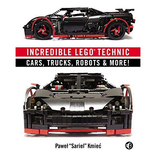 Kmiec, Pawel Sariel - Incredible LEGO® Technic: Cars, Trucks, Robots and More! - Preis vom 27.02.2020 05:58:25 h