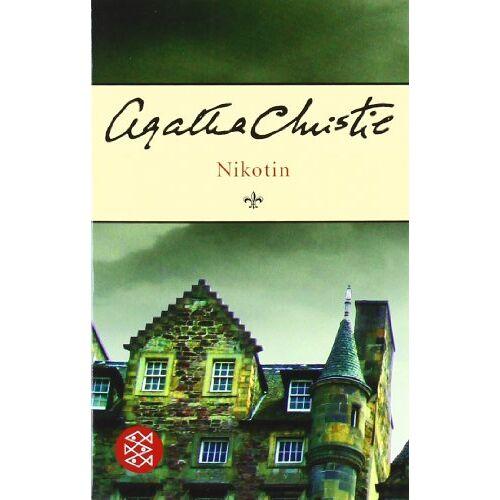 Agatha Christie - Nikotin - Preis vom 15.05.2021 04:43:31 h