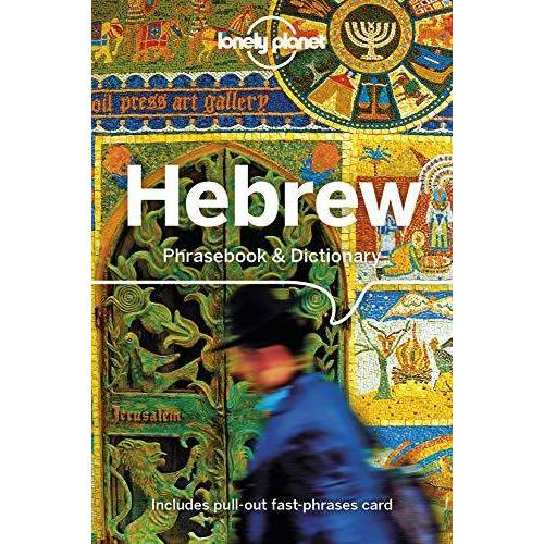 Lonely Planet - Hebrew Phrasebook & Dictionary (Lonely Planet Phrasebooks) - Preis vom 22.01.2020 06:01:29 h