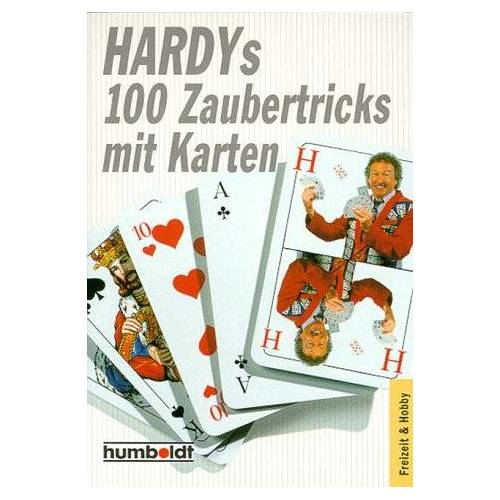 - HARDYs 100 Zaubertricks mit Karten. - Preis vom 19.10.2020 04:51:53 h