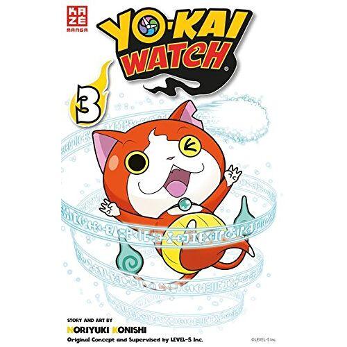 Noriyuki Konishi - Yo-kai Watch 03 - Preis vom 12.04.2021 04:50:28 h