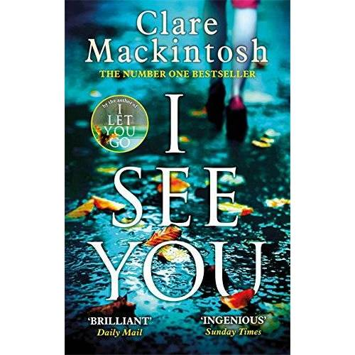 Clare Mackintosh - I See You - Preis vom 16.05.2021 04:43:40 h