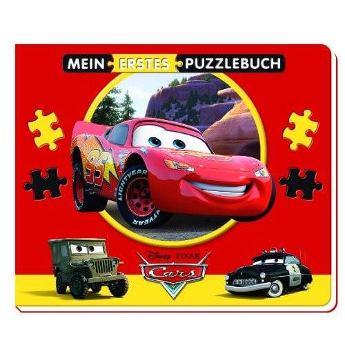 PIL (Germany) GmbH - Cars, Mein erstes Puzzlebuch - Preis vom 14.01.2021 05:56:14 h
