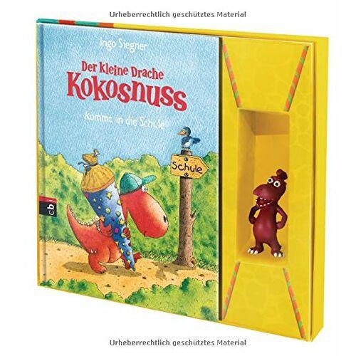 Ingo Siegner - Der kleine Drache Kokosnuss - Die Geschenk-Box Oskar (Set): Buchset mit 3D Figur Oskar (Die Geschenk-Boxen, Band 3) - Preis vom 19.10.2020 04:51:53 h