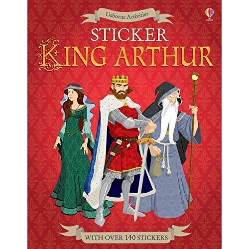 Struan Reid - Reid, S: Sticker King Arthur (Sticker Dressing) - Preis vom 18.04.2021 04:52:10 h