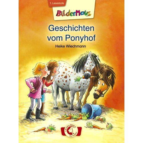 Heike Wiechmann - Geschichten vom Ponyhof - Preis vom 29.10.2020 05:58:25 h