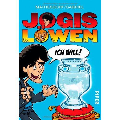 Lutz Mathesdorf - Jogis Löwen - Ich will! - Preis vom 21.10.2020 04:49:09 h