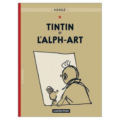 Hergé - Tintin et L'Alph-art: La Derniére Aventure de Tintin - Preis vom 24.06.2020 04:58:28 h
