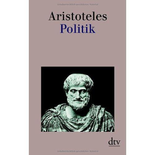 Aristoteles - Politik - Preis vom 20.10.2020 04:55:35 h