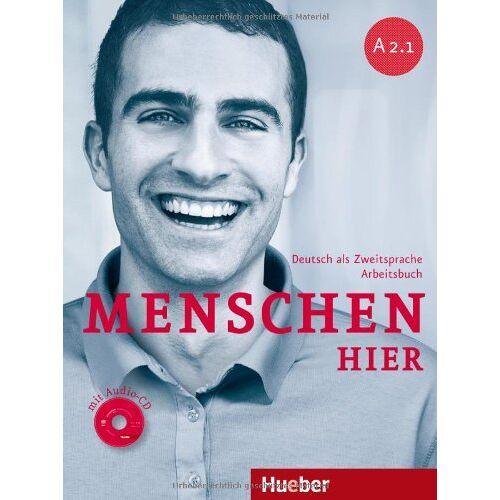 Anna Breitsameter - Menschen hier A2/1: Deutsch als Zweitsprache / Arbeitsbuch mit Audio-CD - Preis vom 21.10.2020 04:49:09 h
