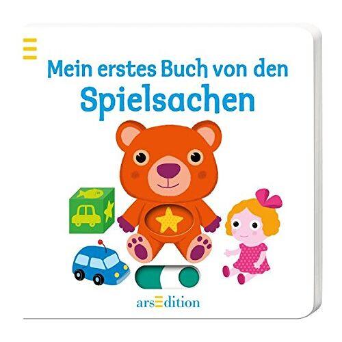 - Mein erstes Buch von den Spielsachen - Preis vom 11.04.2021 04:47:53 h