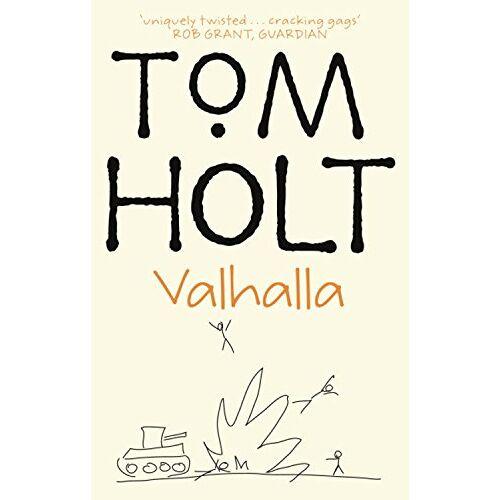 Tom Holt - Valhalla - Preis vom 24.01.2021 06:07:55 h