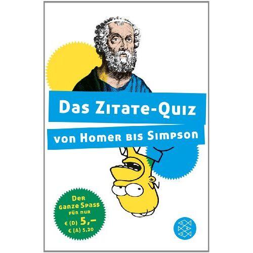 - Das Zitate-Quiz von Homer bis Simpson - Preis vom 17.04.2021 04:51:59 h