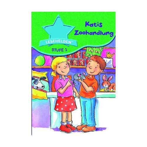 Hannah Wood - Katie's Zoohandlung: Lesehelden Stufe 1 - Ente - Preis vom 22.04.2021 04:50:21 h