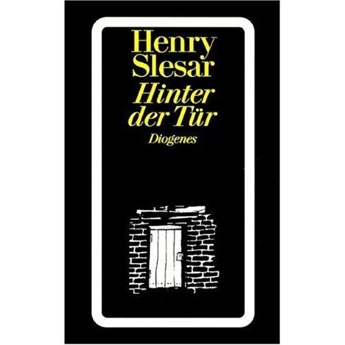 Henry Slesar - Hinter der Tür. - Preis vom 15.04.2021 04:51:42 h