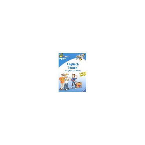 Anne Kössl - Englisch: Englisch lernen mit Spielen und Rätseln (5. Klasse) (Lernhelfer) - Preis vom 13.05.2021 04:51:36 h