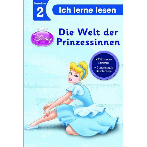 Disney Ich lerne lesen: Prinzessinen. Die Welt der Prinzessinen - Preis vom 15.05.2021 04:43:31 h