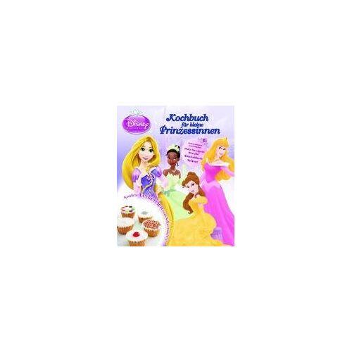 Disney Prinzessinen - Kochbuch für kleine Prinzessinnen - Preis vom 01.03.2021 06:00:22 h