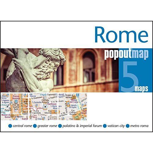 Popout Maps - Rome Double PopOut Maps - Preis vom 16.04.2021 04:54:32 h