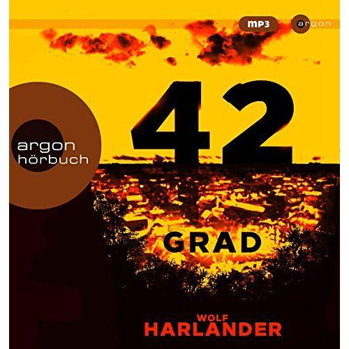 Wolf Harlander - 42 Grad - Preis vom 14.04.2021 04:53:30 h