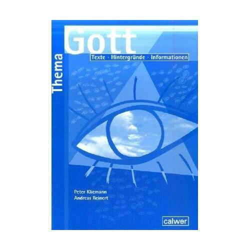 Peter Kliemann - Thema: Gott: Materialband - Preis vom 10.04.2021 04:53:14 h