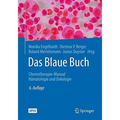 Monika Engelhardt - Das Blaue Buch: Chemotherapie-Manual Hämatologie und Onkologie - Preis vom 10.05.2021 04:48:42 h