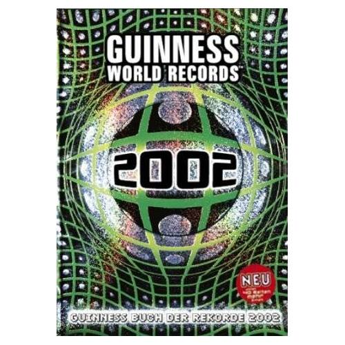 Guinness - Guinness Buch der Rekorde 2002. Guinness World Records - Preis vom 28.02.2021 06:03:40 h