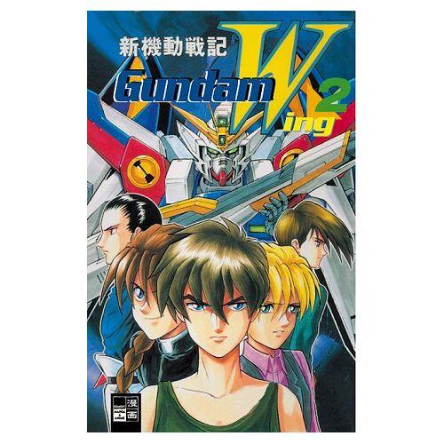 Koichi Tokita - Gundam Wing, Bd.2 - Preis vom 18.04.2021 04:52:10 h