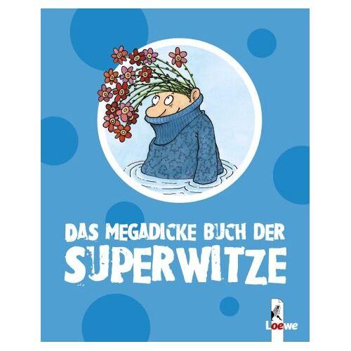 Reinhold Reitberger - Das megadicke Buch der Superwitze - Preis vom 20.10.2020 04:55:35 h
