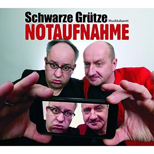 Schwarze Grütze - Notaufnahme: Musikkabarett - Preis vom 24.01.2021 06:07:55 h