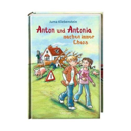 Juma Kliebenstein - Anton und Antonia machen immer Chaos - Preis vom 21.10.2020 04:49:09 h