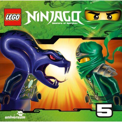 Various - Lego Ninjago: Meister des Spinjitzu (CD 5) - Preis vom 02.10.2019 05:08:32 h