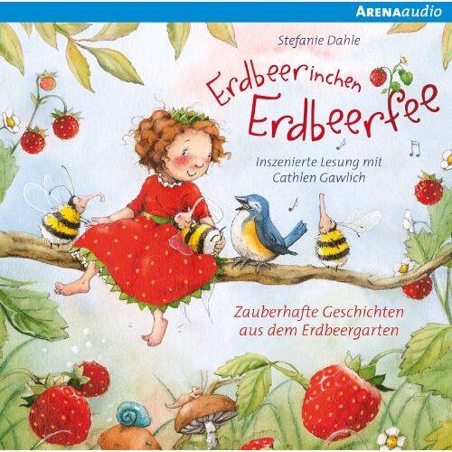 Stefanie Dahle - Erdbeerinchen Erdbeerfee: Zauberhafte Geschichten aus dem Erdbeergarten - Preis vom 11.04.2021 04:47:53 h