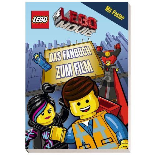 Lego The LEGO® Movie - Das Fanbuch zum Film: Mit Poster (LEGO® City) - Preis vom 15.01.2021 06:07:28 h