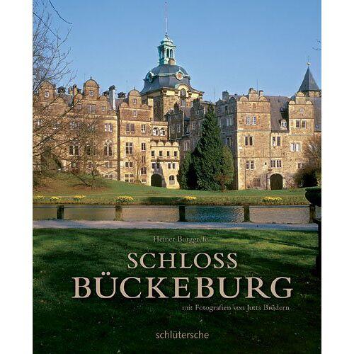 Heiner Borggrefe - Schloss Bückeburg - Preis vom 20.10.2020 04:55:35 h