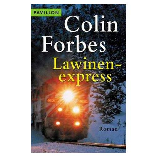 Colin Forbes - Lawinenexpress - Preis vom 13.05.2021 04:51:36 h