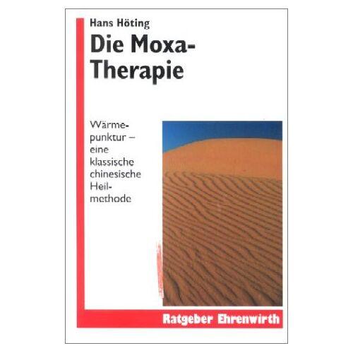 Hans Höting - Die Moxa-Therapie - Preis vom 25.01.2021 05:57:21 h