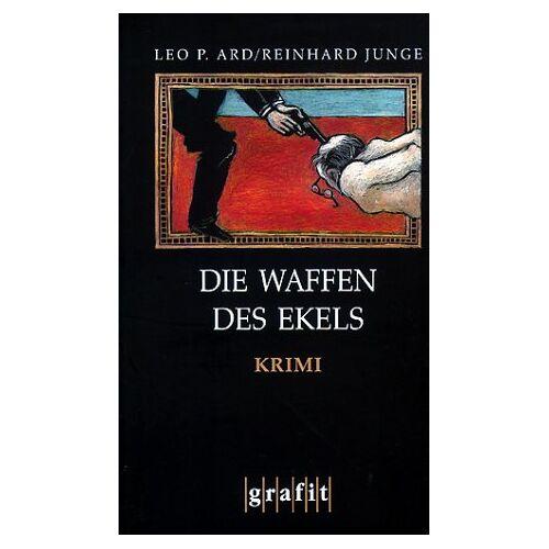 Ard, Leo P. - Die Waffen des Ekels - Preis vom 29.10.2020 05:58:25 h