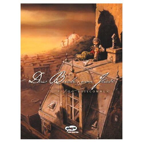 Denis-Pierre Filippi - Das Buch von Jack - Preis vom 05.09.2020 04:49:05 h