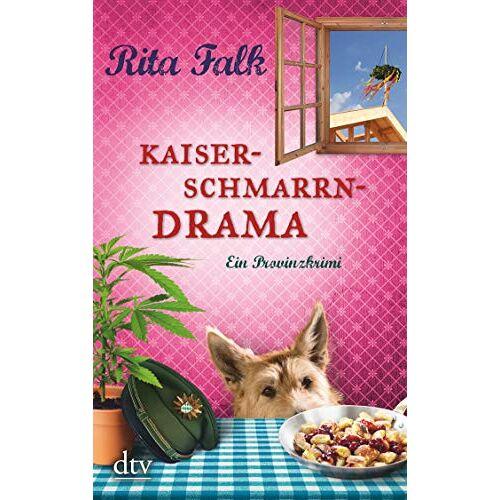 Rita Falk - Kaiserschmarrndrama: Der neunte Fall für den Eberhofer Ein Provinzkrimi (Franz Eberhofer) - Preis vom 21.10.2020 04:49:09 h