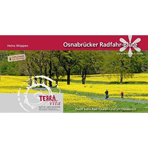 Heinz Wüppen - Osnabrücker Radfahr-Blüte: Zwölf Bahn-Rad-Touren rund um Osnabrück - Preis vom 22.02.2021 05:57:04 h