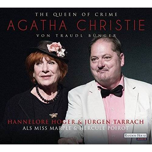 Traudl Bünger - The Queen of Crime - Agatha Christie - Preis vom 20.10.2020 04:55:35 h