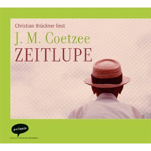 Coetzee, J. M. - Zeitlupe. 7 CDs - Preis vom 20.10.2020 04:55:35 h