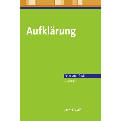 Peter-André Alt - Aufklärung - Preis vom 20.10.2020 04:55:35 h
