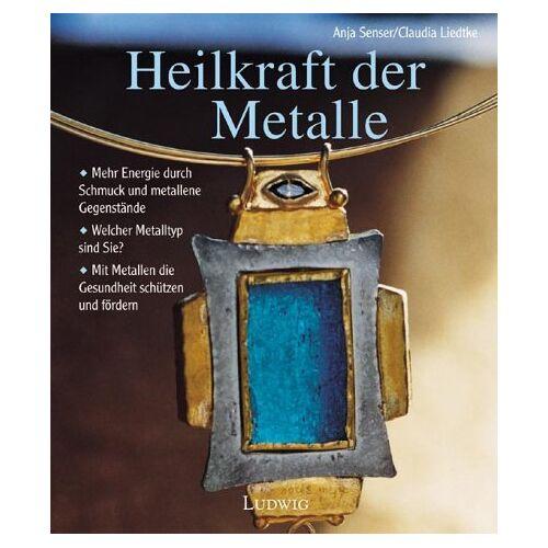 Anja Senser - Heilkraft der Metalle - Preis vom 10.09.2020 04:46:56 h