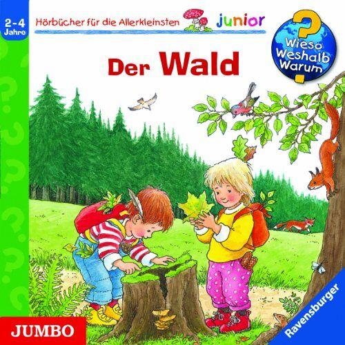 Niklas Heinecke - Wieso? Weshalb? Warum? - Junior. Der Wald - Preis vom 15.04.2021 04:51:42 h
